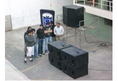 Escuela CT AUDIO - Capacitación en Audio Profesional Perú Centro Foto