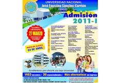 Examen de Admisión 27 de Marzo 2011