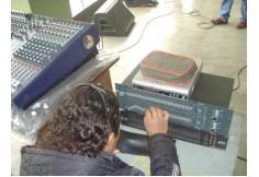 Escuela CT AUDIO - Capacitación en Audio Profesional Lima Metropolitana Perú Centro